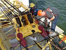 Offshore bridle repair