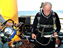 Oilfield Diver GOM