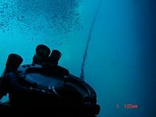 Subsea selfie
