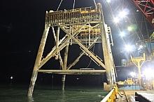 Platform Removal
