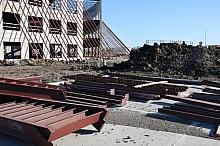 Construction boneyard