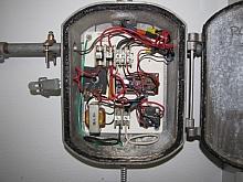 Tower light controller